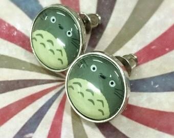 Totoro Earring (No.1)