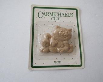 Vintage Avon 1985 Carmichael's Clip