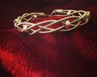 Rylie Design Guitar String Bracelet