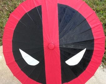 Parasol Deadpool Cosplay