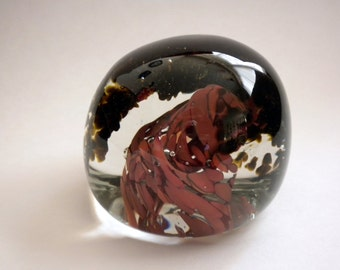 Eternal Fire Paperweight