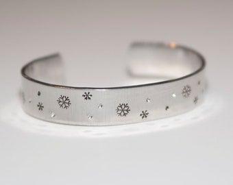 Snowflake Bracelet, Flurries