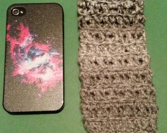 Crochet Phone Sock