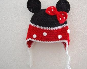 Minne Mouse Hat