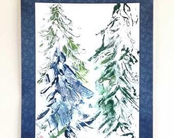 Spruce Scroll