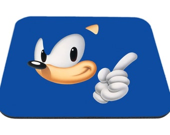 Sonic The Hedgehog Mousepad