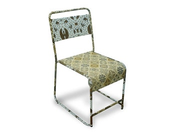 Batik School Chair in Traditional
