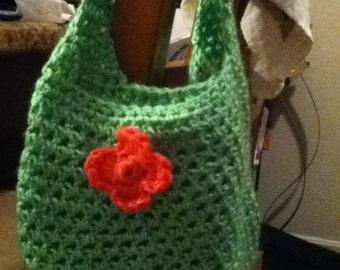Child Size Bag - Lime