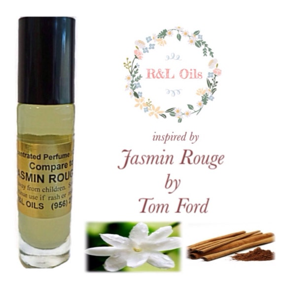 tom ford jasmin rouge type perfume oil by rloils on etsy. Black Bedroom Furniture Sets. Home Design Ideas