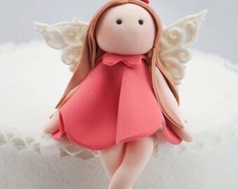 Fairy Gumpaste Figurine