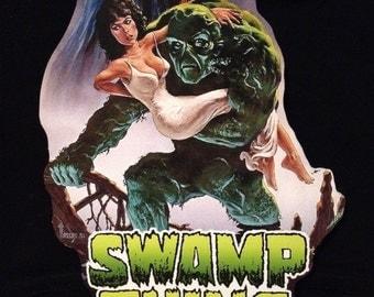 Swamp Thing Standup