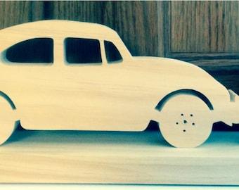 VW Bug Clock