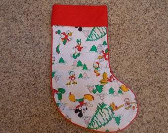 Personalized Disney Christmas stockings