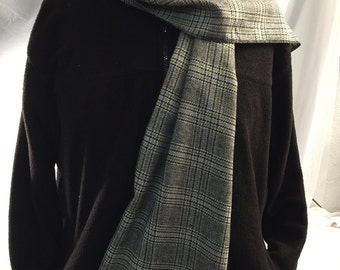 scarf, tweed, gifts, for him, for her, christmas, birthday.