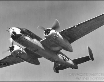 24x36 Poster; B-25 Mitchell P1