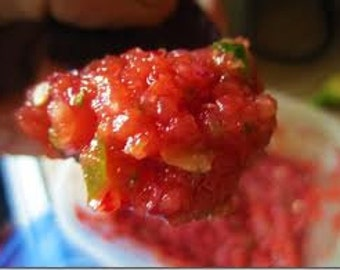 Natural Cherry Salsa...Sweet & Snappy 14oz