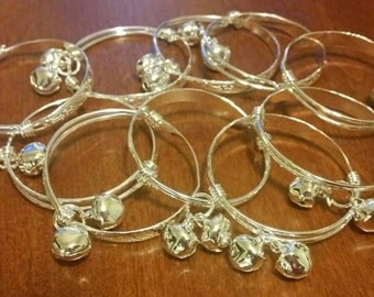 Baby jewelry baby girl bangles newborn bangles baby bracelets