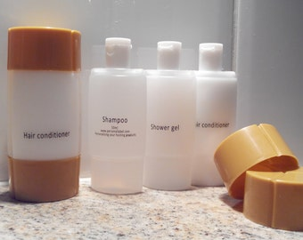 3-in-1 Bathroom Essentials Travel Pack