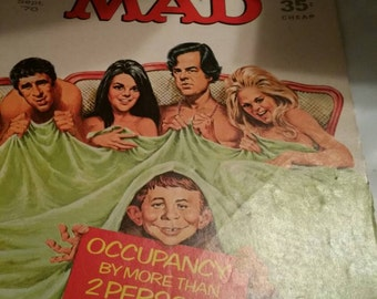 Mad Magazine September 1970 no. 137