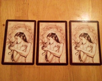Oracle of the Dragonfae Deck Tarot Reading
