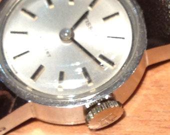 Watch vintage brand Tisot