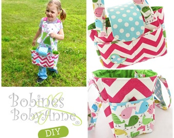 INSTANT DOWNLOAD. Baby Doll Diaper Bag. pdf pattern. Pretend Play. Gift. DIY. Sewing.  High quality. Applique available.