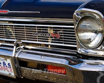 1967 Black Chevy II Nova SS