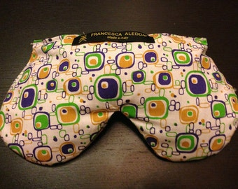 Eye mask/ORGANIC flaxseed