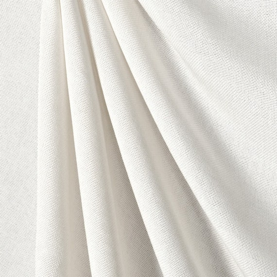 Polyester Linen Fabric 60 Wide Sold By The Yard