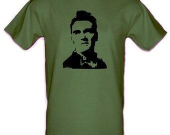 MORRISSEY The SMITHS Che Guevara style 100%  Cotton t-shirt All Sizes Small - XXL (kids and adults)