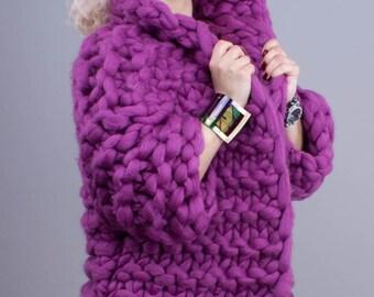 Plum Coat Winter Wool Coat warm Coat Women Clothing Women Coat long sleeve Coat Jacket Outerwear Top