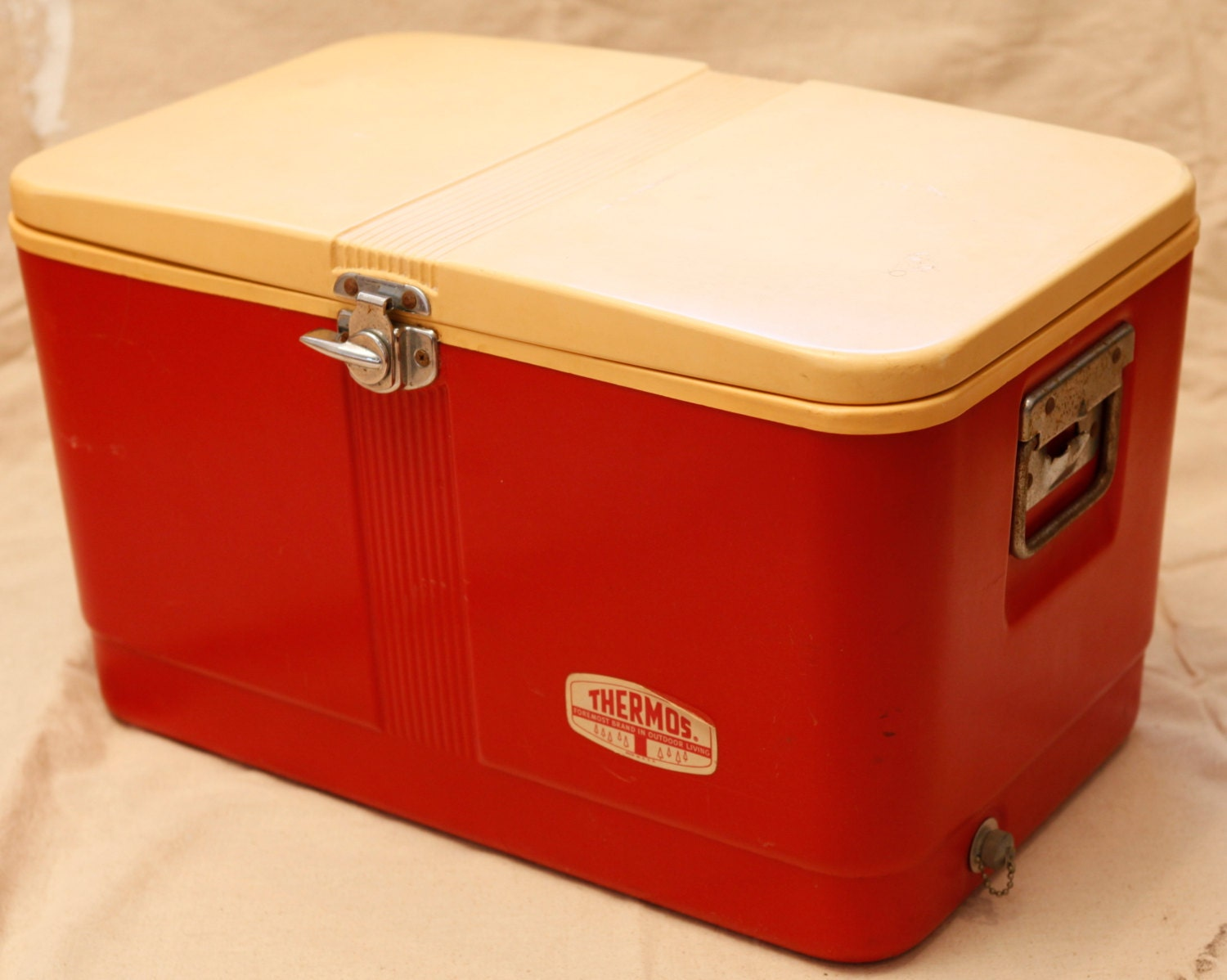 Vintage Thermos Cooler 69