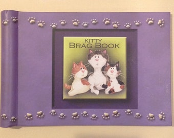 Cat Photo Album (Brag Books) for Cat Lovers