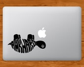 Awkward Turtle  Apple MacBook Decal Laptop Sticker Vinyl