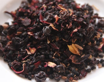Elderberry  Loose Leaf Herbal Tea