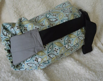 Baby Carrier Storage Case, Carrying Case that fits Ergo / Boba / Tula / Kindercarry Baby Shower Gift Baby Wearing accessory