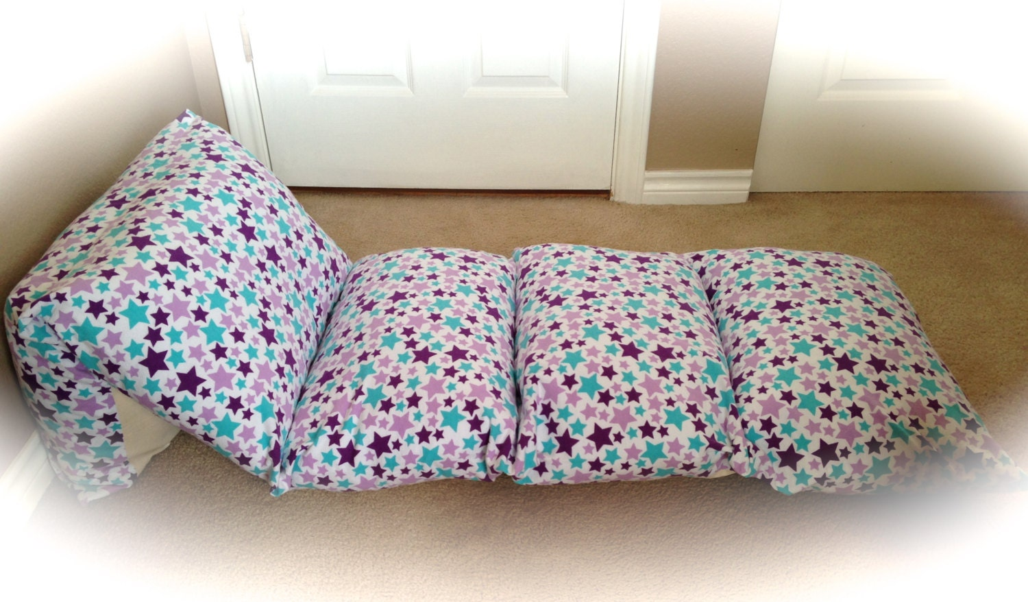 Kids Pillow Beds Super Fun And Super Comfy Roll One Out For