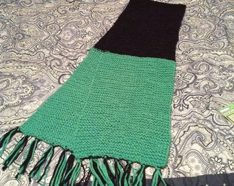 Extra Long Scarf w/Fringes