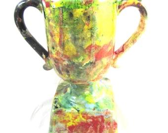 Trophy Mug by bigd0gg Art (Fall 2014 Collection)