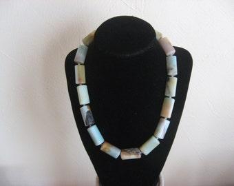 Natural Marble Amazonite
