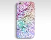 iPhone 6s Case, Pastel iPhone 6 Case, iPhone 5s Case, Floral iPhone 5C Case, iPhone 5 Case, iPhone 4s iPhone 6 Plus Pastel Christmas Gift