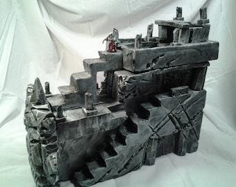 Skull Keep - Massive War Game Terrain