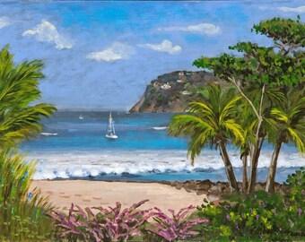 06 St. Lucia Beach