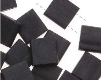 Miyuki Tila 2 Hole Square Bead Matte Black  20 Grams