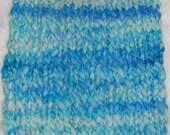 Blue Tide Mini Blanket-Matt-Bucket Blankie Layering Blanket 16 X 15