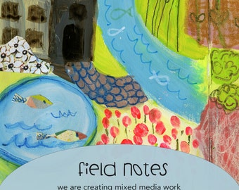 Field Notes online class - by Mindy Lacefield