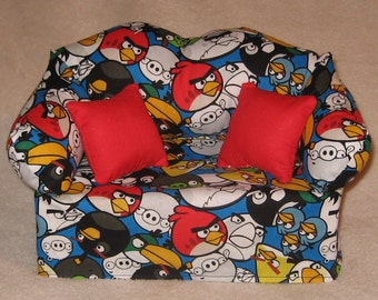 Angry Birds Sofa Tissue Box Cover