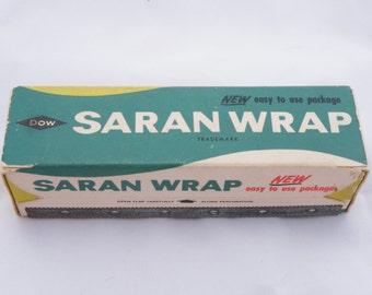Saran Wrap Etsy
