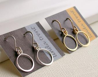 Petite Hoop Earrings. Small Hoop Earrings. Round Earrings. Gold Hoop Earrings. Silver Hoop Earrings. Rose Gold Hoops.