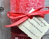 All Strudeled Up Scented Medium Pillar Candle